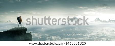 Mountain Summit Stock photo © manfredxy