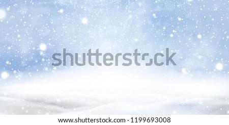 Christmas heldere sneeuw abstract winter vakantie Stockfoto © alexaldo