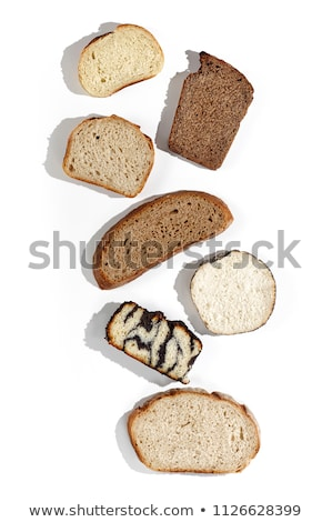 maíz · semillas · mesa · de · madera · superior · vista · alimentos - foto stock © grafvision