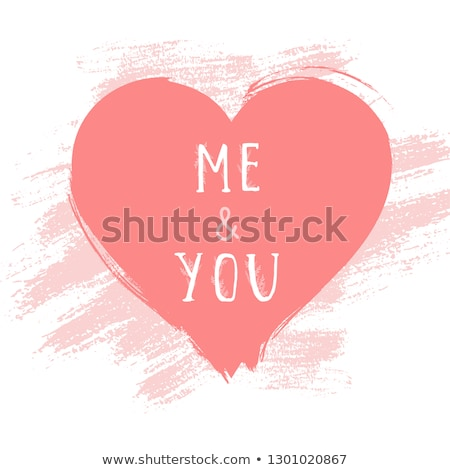 Tekst liefde me teken man Stockfoto © nito