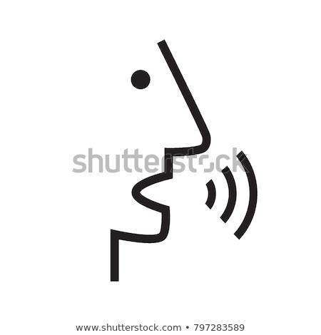 мужчин простой телефон коллеги Сток-фото © jossdiim