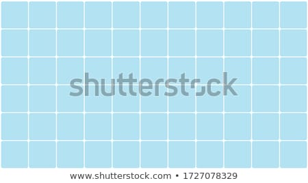 Blue tiles  Stock photo © Losswen
