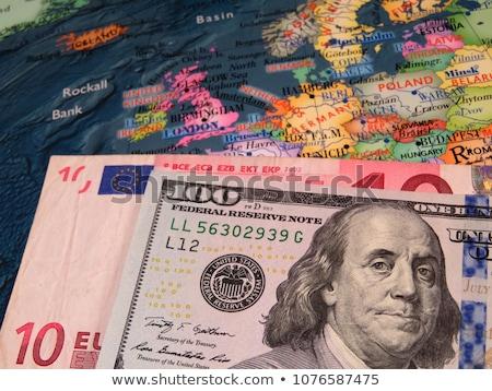 domino · effet · crise · financière · Europe · européenne · Union - photo stock © jamdesign