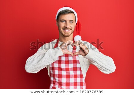若い男 · 食べ · ケーキ · 食品 · 笑顔 · 歳の誕生日 - ストックフォト © photography33