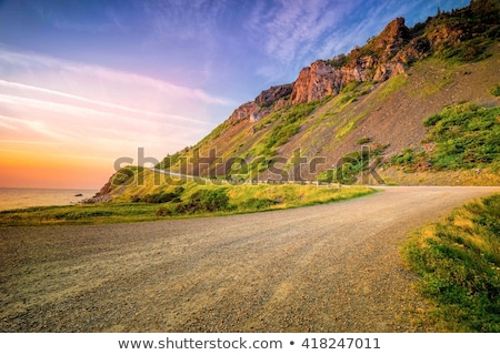 dirt road in mountains Stock photo © Mikko