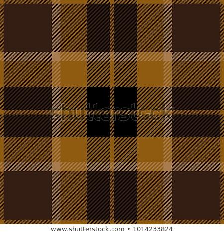 brown checkered pattern Stock photo © Witthaya