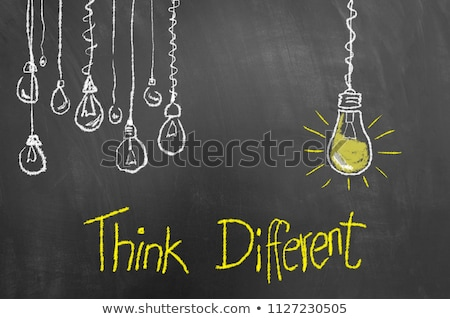 talent · acquisitie · strategie · illustratie · woord - stockfoto © kbuntu