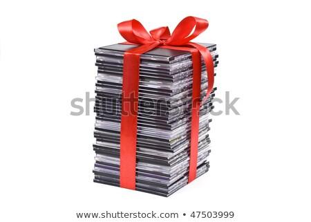 альбома · музыку · технологий · сумку · программное · информации - Сток-фото © broker