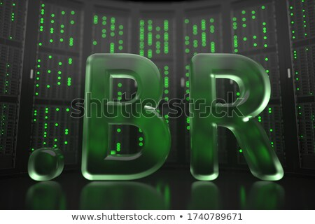 internet top level domain of brazil stock photo © perysty