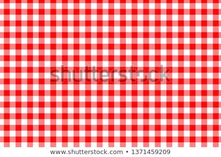 patroon · picknick · tafelkleed · vector · voedsel · abstract - stockfoto © ozaiachin