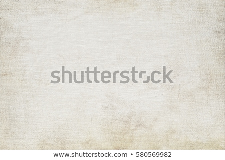 Stock photo: Texture old canvas fabric as background