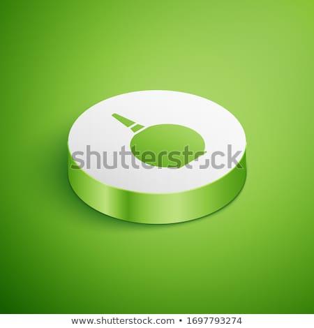 powietrza · Bańka · niebieski · zielonym · tle · przezroczysty · powierzchnia - zdjęcia stock © shutswis
