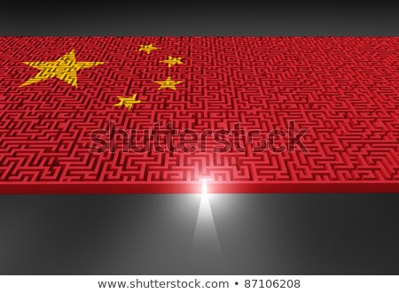 Business in China challenge Stock photo © Lightsource