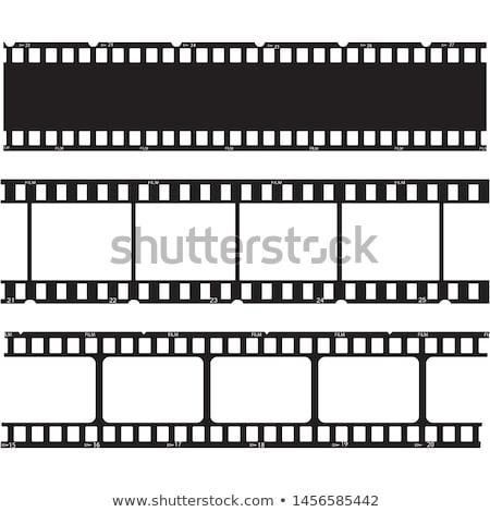 Film star symbool rode loper hollywood sterren Stockfoto © Lightsource