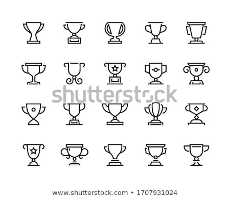 Championship cup Stock photo © zzve