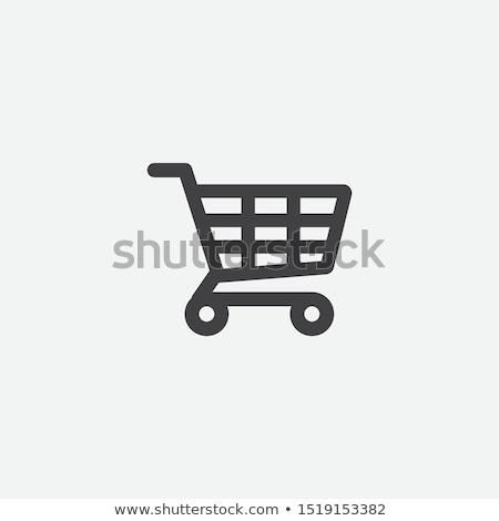 dolar · işareti · alışveriş · sepeti · kurtarmak · dolar · imzalamak · iş - stok fotoğraf © zeffss