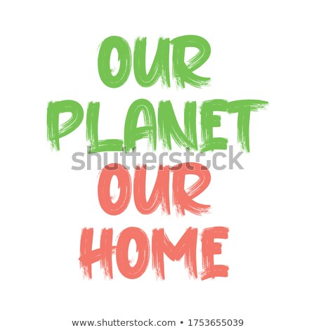 Our planet Stock photo © Stocksnapper