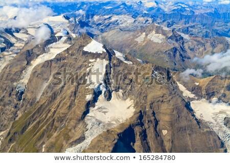 ледник Австрия пейзаж снега лет Сток-фото © Bertl123