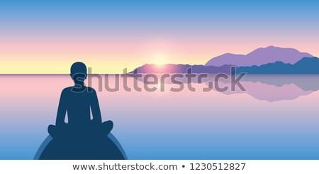 Sunriase Stillness Stock photo © rghenry