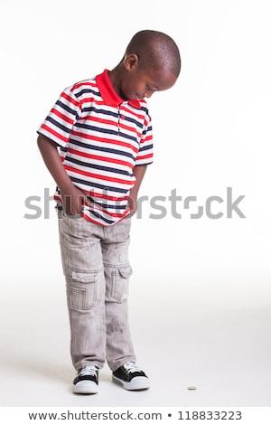 小 人 見える ペニー プラスチック お金 ストックフォト © shanemaritch