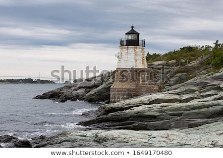 灯台 宿 島 ブラザーズ 島々 サンフランシスコ ストックフォト © aspenrock
