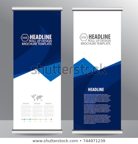 Vertical banners Stock photo © cla78