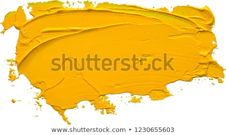 Stock photo: Oil Paint and Brusshes