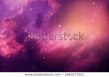 Violett Sternen dunkel Feder Zentrum glücklich Stock foto © marinini