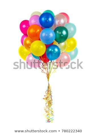 Balloons Bunch Stock photo © make