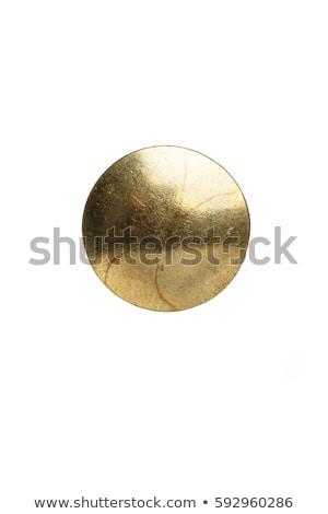 Hüvelykujj színes iskola acél tő tárgy Stock fotó © dezign56
