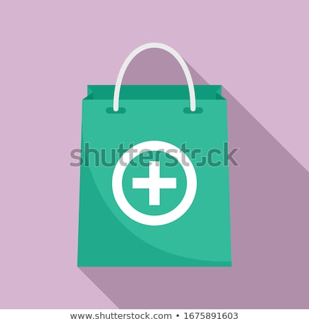 Business Representative Icon. Flat Design. Stock photo © WaD