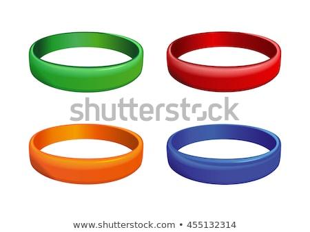 Multicolor wrist bands Stock photo © dezign56