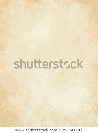 Stock photo: Very Old, Stained Blank Paper