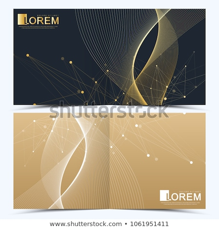 golden communicate stock photo © marinini