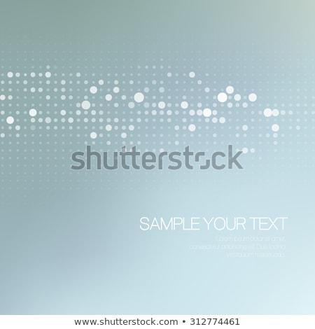 ezüst · fraktál · textúra · absztrakt · terv · háló - stock fotó © sarts