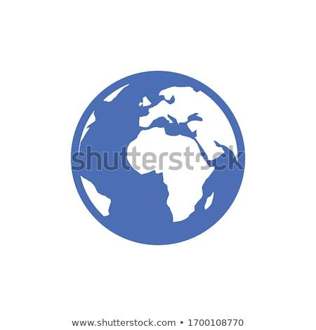 américa · europa · assinar · ilustração · projeto · branco - foto stock © sarts