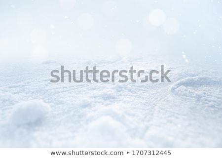 buz · soğuk · güzellik · fotoğraf · büyük - stok fotoğraf © Fisher