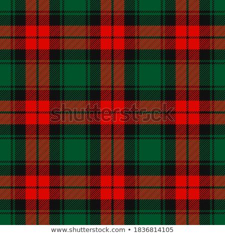 Stockfoto: Winter - Dark Christmas Pattern