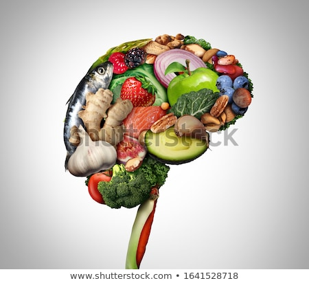 Brain Nutrition Stock photo © Lightsource