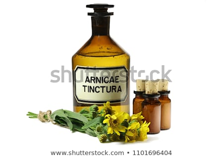 Arnica tincture Stock photo © Saphira
