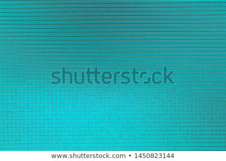 Close-up computer monitor and illuminated lamp Stock photo © wavebreak_media