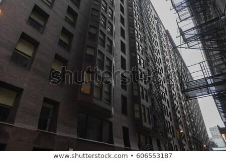 Görmek binalar Chicago ABD seyahat kentsel Stok fotoğraf © vwalakte