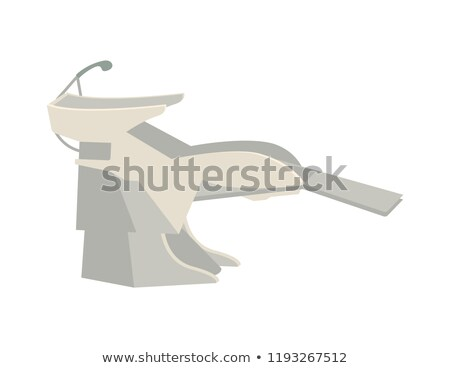 Basin Washing Hair Hairdressers Procedure Vector Stock photo © robuart