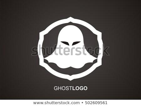 ghost logo vector icon symbol Stock photo © blaskorizov