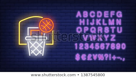 basquetebol · bola · detalhado · isolado · branco - foto stock © anna_leni