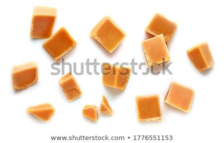 sweet toffee Stock photo © get4net
