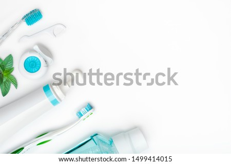 Dental Hygiene Stock photo © AndreyPopov