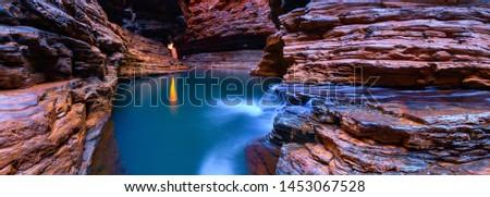 dale gorge australia stock photo © magann