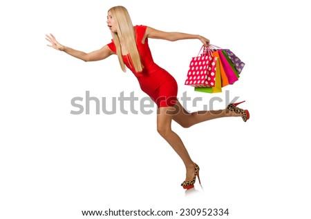 少女 ストア 割引 クーポン ファッション 販売 ストックフォト © ayaxmr