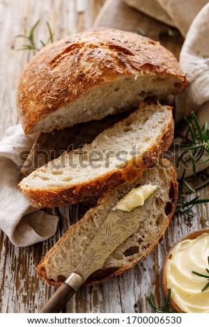 Homemade sourdough bread  Stock photo © grafvision